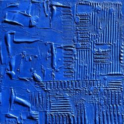 emozioni in blu TM 70x70x5 2007