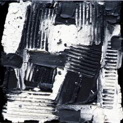 oltre le apparenze - bianco, nero o grigio 50x50x5 TM 2006