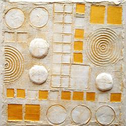 PESI E CONTAPPESI - tm su tavola 70x70x5